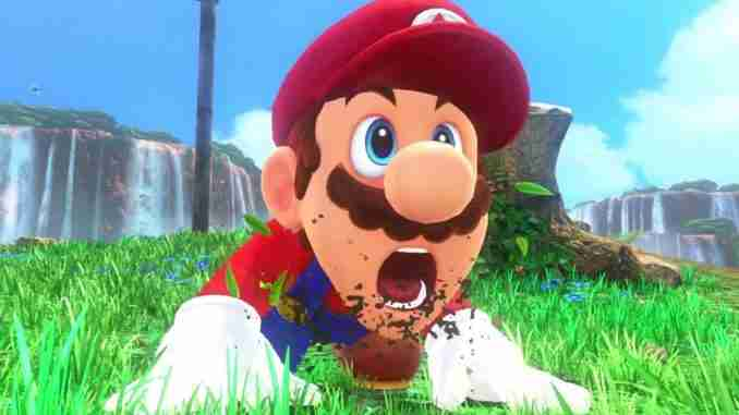 Super Mario Bros Movie Coming In 2022 Any Button Gaming