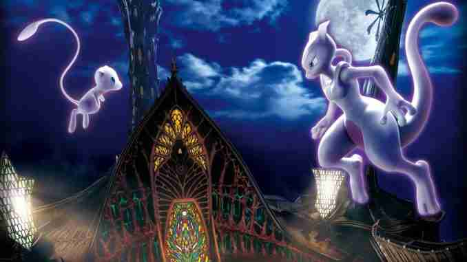 Pokemon Mewtwo Strikes Back Evolution To Air On Netflix Any