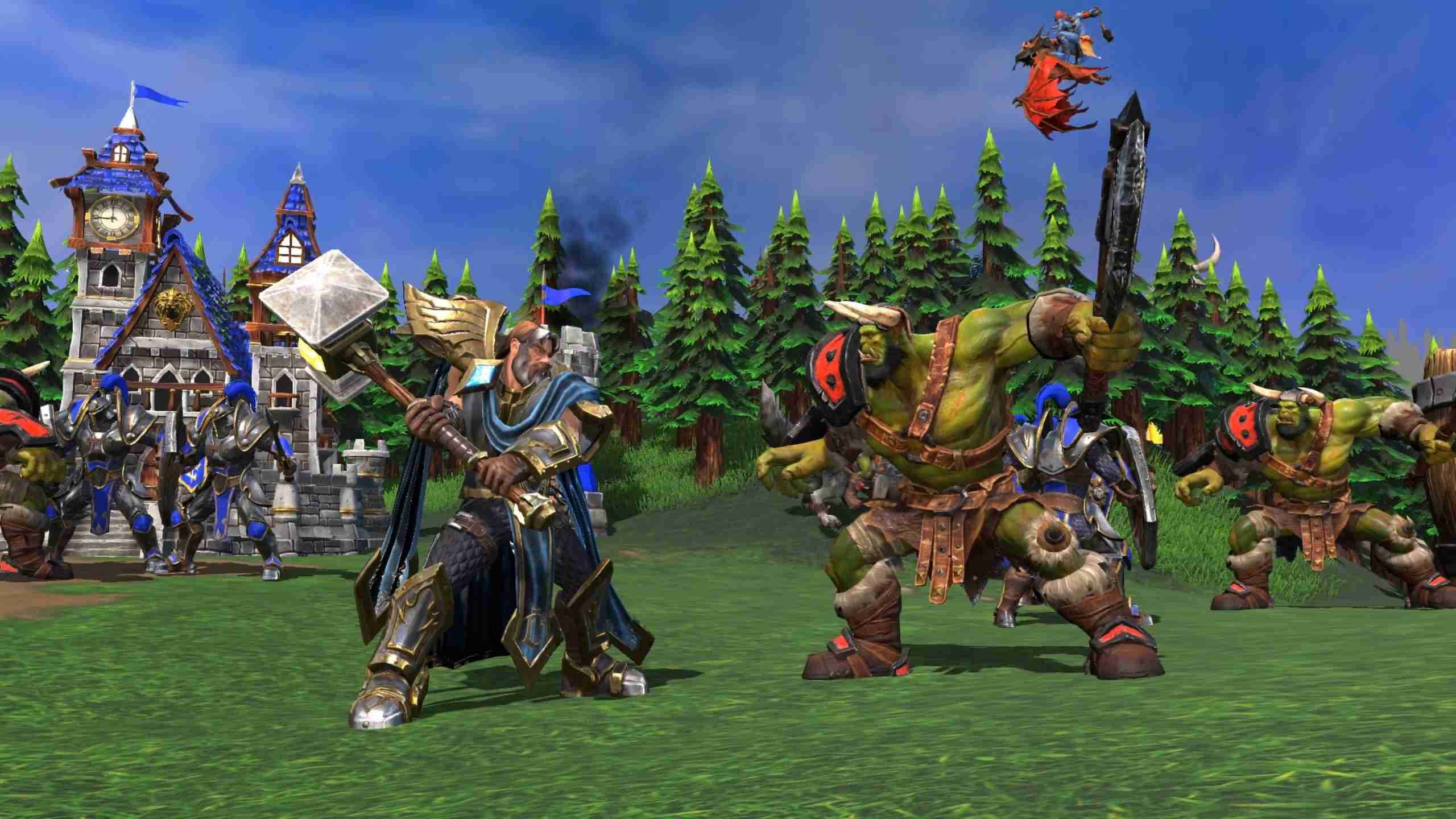 Warcraft 3 Reforged Sets Record For Lowest User Score On Metacritic