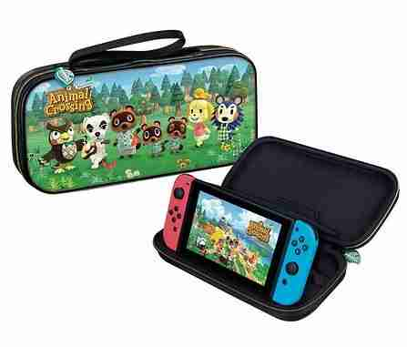 Nacon Announce Animal Crossing New Horizons Switch Carry Case Any Button Gaming