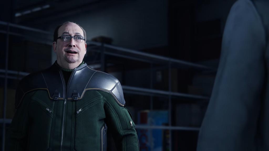 Peter Parker Receives Face-Life for Spider-Man: Remastered
