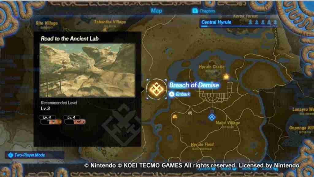 Hyrule Warriors Age Of Calamity Demo Impressions Any Button Gaming